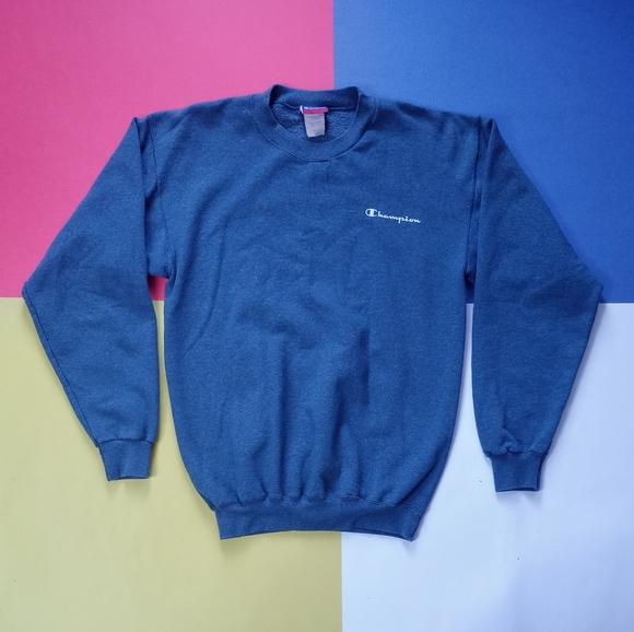 Modern Women's Champion Essential Crewneck Sweater